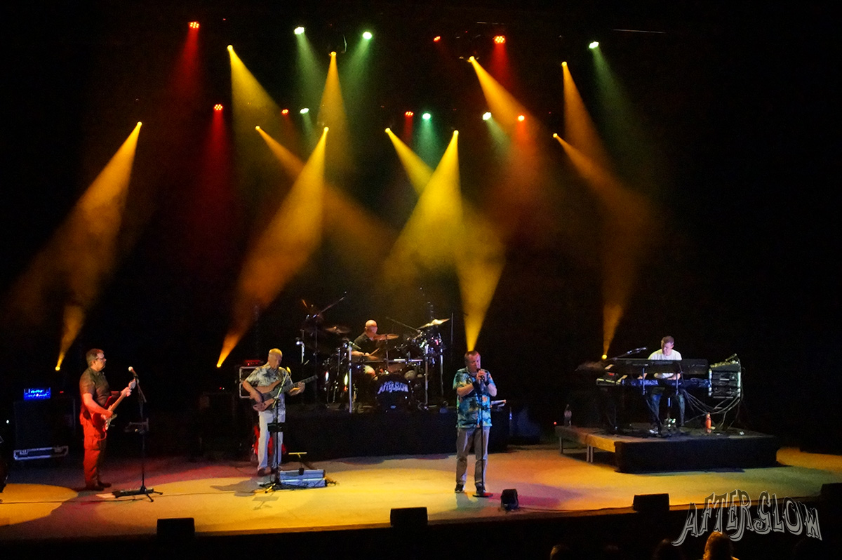 Afterglow Genesis Tribute Band UK gig photo